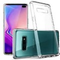 Goospery Super Protect Case for Samsung S10 Plus [Clear]
